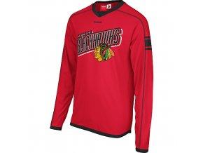 Tričko - Faceoff Jersey - Chicago Blackhawks
