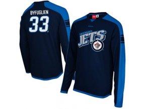 Tričko - Faceoff Jersey - Winnipeg Jets Dustin Byfuglien