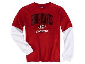 Tričko - Layer - Carolina Hurricanes - dětské