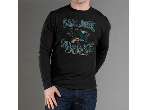 Tričko - Logo Scrum - San Jose Sharks
