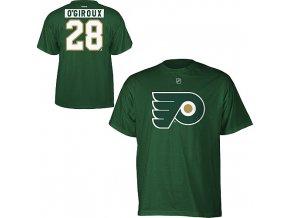 Tričko - Philadelphia Flyers Claude Giroux St. Patricks OPlayer