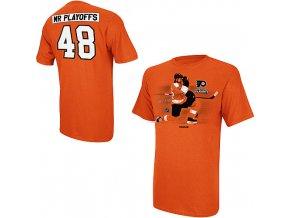 Tričko - Philadelphia Flyers Daniel Briere - Mr Playoffs