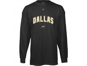 Tričko - Primary Logo - Dallas Stars - dlouhý rukáv