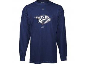 Tričko - Primary Logo - Nashville Predators - dlouhý rukáv