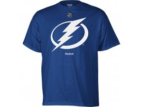 Tričko - Primary Logo - Tampa Bay Lightning - modré
