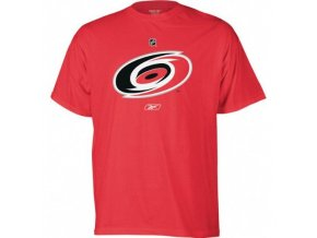 Tričko - Primary Logo -Carolina Hurricanes - červené