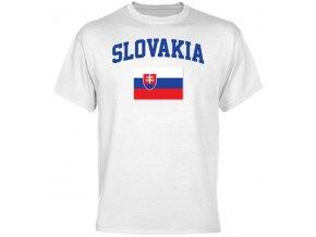 Tričko - Slovakia Flag