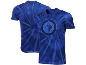 Tričko - Tonal Tie Dye Premium - Winnipeg Jets