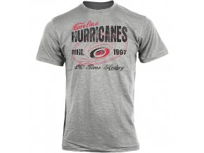 Tričko - Wrenched Slub - Carolina Hurricanes