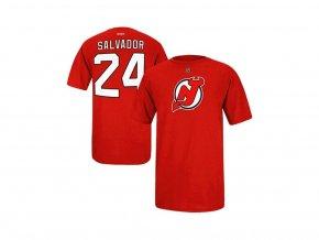 Tričko Bryce Salvador #24 New Jersey Devils