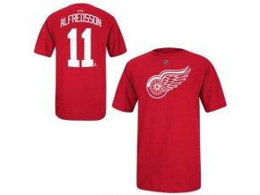 Tričko Daniel Alfredsson #11 Detroit Red Wings