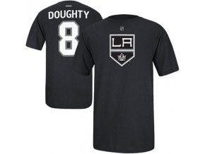 Tričko Drew Doughty #8 Los Angeles Kings Third Logo