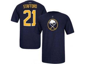 Tričko Drew Stafford #21 Buffalo Sabres