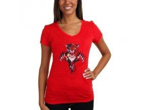 Tričko Florida Panthers Sequin Logo - dámské