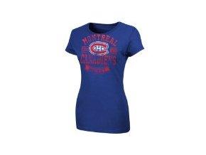 Tričko Montreal Canadiens First Down - dámské