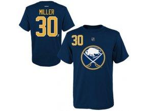 Tričko Ryan Miller #30 Buffalo Sabres - dětské