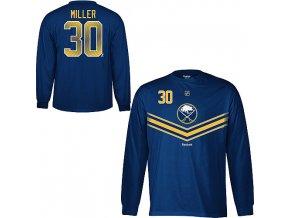 "Tričko Ryan Miller #30 Buffalo Sabres""Howitzer"""