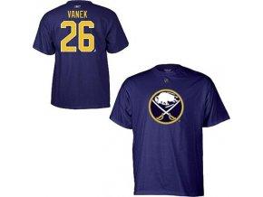 Tričko Thomas Vanek #26 Buffalo Sabres