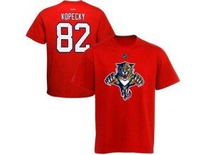Tričko Tomas Kopecky #82 Florida Panthers