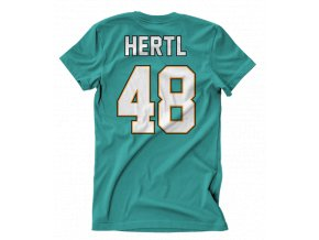 Tričko Tomáš Hertl TEENAGE MUTANT NINJA HERTL San Jose Sharks