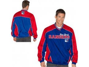 Větrovka - V-neck - New York Rangers