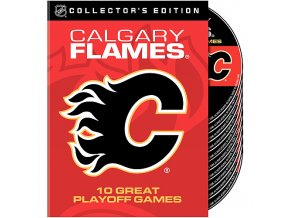 Warner Home Video Calgary Flames: 10 Great Games DVD Set
