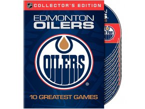 Warner Home Video Edmonton Oilers: 10 Greatest Games DVD Set
