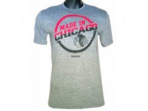 Tričko Chicago Blackhawks Circumvent