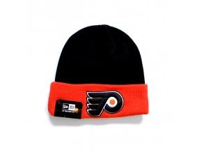 Čepice Philadelphia Flyers contrast cuffed - dětská