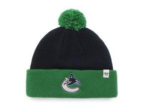 Dětská čepice Vancouver Canucks '47 Brand Knit Beanie