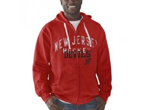 NHL MIKINA NEW JERSEY DEVILS TACKLE FULL ZIP