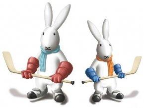 Bob a Bobek hokejisté 2015 plyšoví