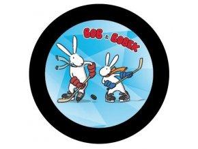 Bob a Bobek hokejisté 2015 - puk