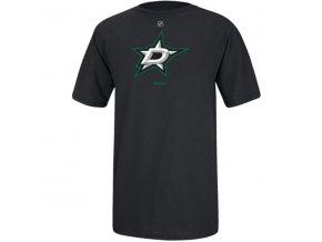 NHL tričko - Dallas Stars - Primary Logo - černé