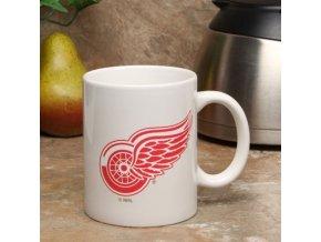 Hrnek Detroit Red Wings C-Handle - bílý