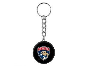 NHL přívěšek na klíče - Florida Panthers - minipuk