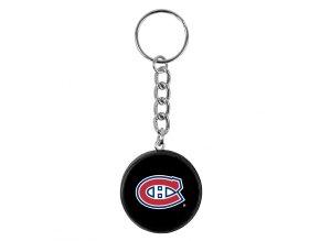 NHL přívěšek na klíče - Montreal Canadiens - minipuk