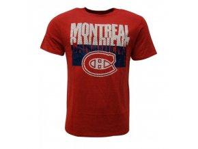 Tričko Montreal Canadiens Reebok Split Time