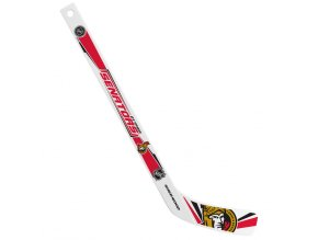 Plastiková minihokejka Ottawa Senators Sher-wood - hráčská
