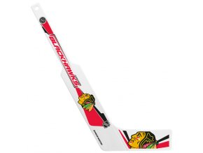 Plastiková minihokejka Chicago Blackhawks Sher-wood - brankářská