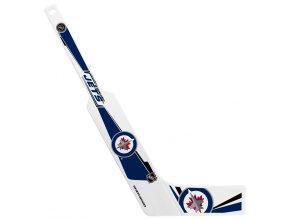 Plastiková minihokejka Winnipeg Jets Sher-wood - brankářská