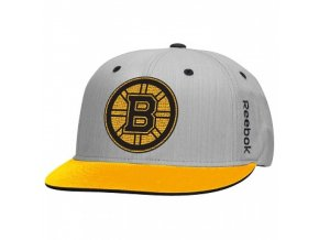 Kšiltovka Boston Bruins Center Ice Snapback