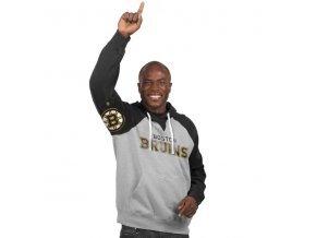 Mikina Boston Bruins Hands High Pullover Hoodie