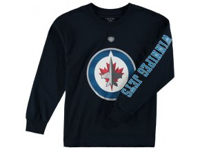 Dětské tričko Winnipeg Jets Old Time Hockey Two Hit Long Sleeve