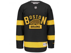 Dres Boston Bruins Premier Jersey 2016 NHL Winter Classic