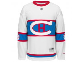 Dres Montreal Canadiens Premier Jersey 2016 NHL Winter Classic