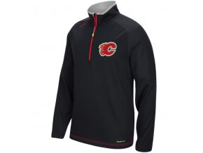 Mikina Calgary Flames Center Ice Baselayer 1/4 zip 15