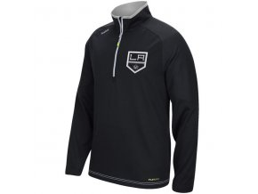 Mikina Los Angeles Kings Center Ice Baselayer 1/4 zip 15