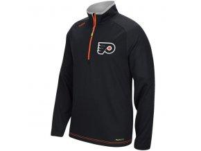 Mikina Philadelphia Flyers Center Ice Baselayer 1/4 zip 15