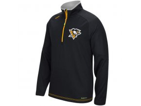 Mikina Pittsburgh Penguins Center Ice Baselayer 1/4 zip 15